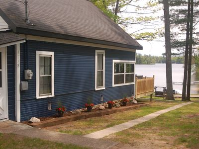 Spider Lake-Lake Front-Traverse City-2 Houses on Site-Kayaks-Paddle Boards