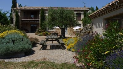 Photo for Ferme de la Madeleine farm. 2 semi-detached houses rented together ideal for a big group