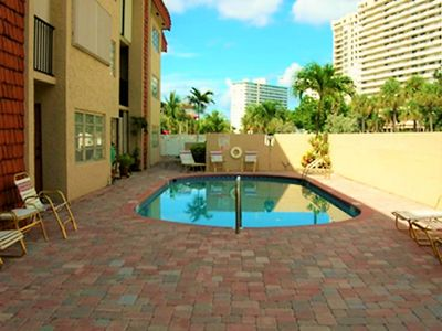 Photo for BEAUTIFUL CONDO FT LAUDERDALE ON A1A