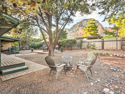 Quiet Sedona House w/ Covered Patio & Rock Views!