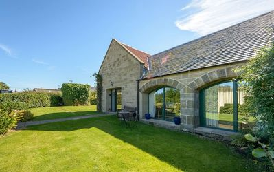 Photo for Beautiful 4 bed house in Scotland's Golf Coast