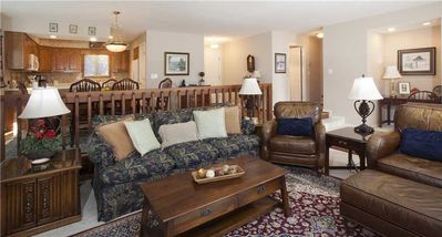 Photo for MAGNOLIA 3 WPM: 2 BR / 2 BA 2 bedroom condo in Blowing Rock, Sleeps 6