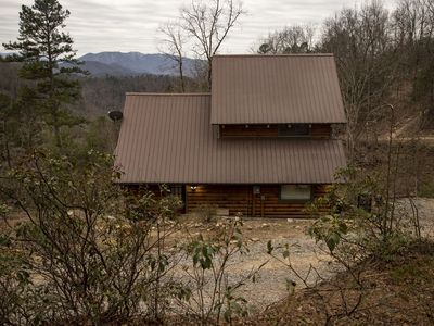 Photo for New Listing! Remodeled 2 Bedroom Cabin Rental in Wears Valley TN