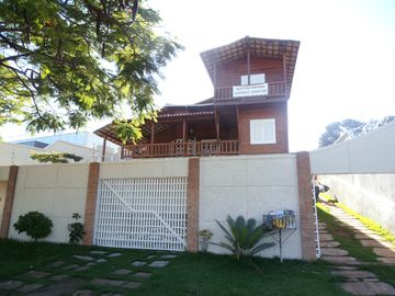 Mansion in close Pampulha Rim of the legume with 10 rooms and whirlpool