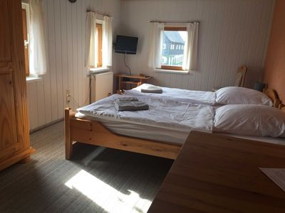 Photo for Double room fax - Pension Grandel