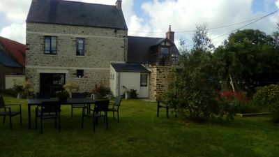 Photo for Charming cottage near the sea and Barneville Carteret