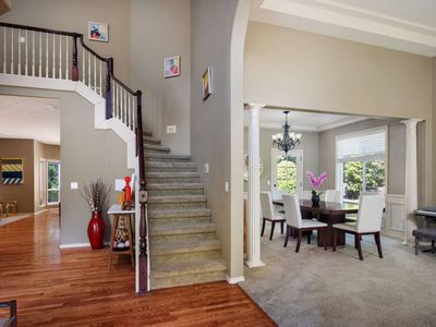 Photo for Modern Open Floor Plan In SW Portland With Hot Tub, Basketball Court, Huge Patio, 20 Min To Downtown
