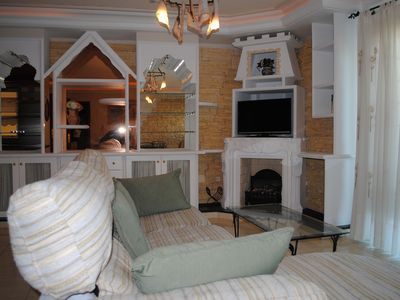 Photo for Expectacular Apartment with Terrace and Barbecue Area. 2 Bedrooms 2 Bathrooms