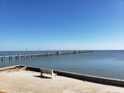 Photo for Located on the sand and Aransas Bay!