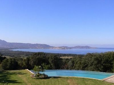 Photo for Villa with pool, sea views, for 8 people, carefully decorated