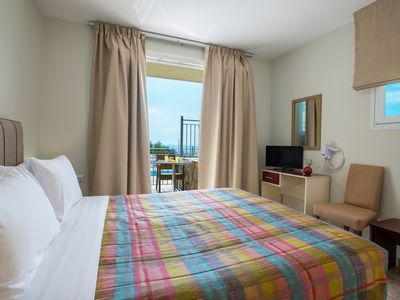 Photo for Deluxe Suite with Sea View, Preveza