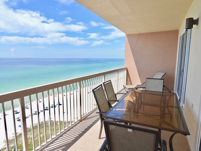 Photo for 11TH FLOOR UNIT!! OPEN 9/28-10/5! FREE BEACH SERVICE!