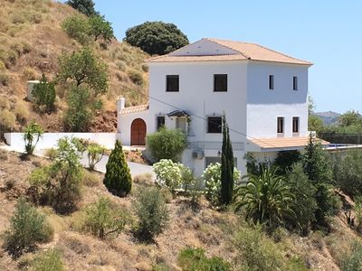 Photo for Spacious detached 3 bed villa with private pool, peaceful location with views