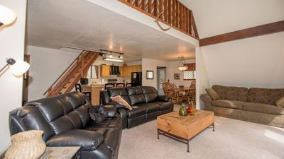 """Photo for Upper Canyon Lodging Co - """"Trailhead Hideaway""""- Hot Tub & close to Hiking Trails"""