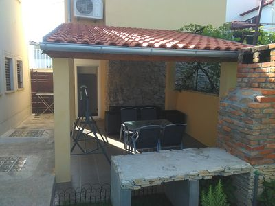Photo for Baska Family House with large terrace
