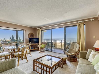 Photo for Direct Oceanfront in Mid-Town OC - Ocean Views & Sunrises (81st St)