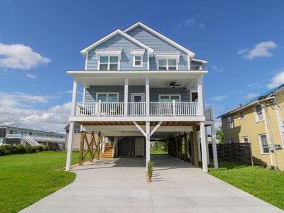 Photo for Brand new 5 Br 5Ba in heart of Carolina Beach!