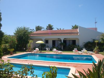 Photo for 2 PRIVATE POOLS. FULLY AIR CON WI-FI,CABLE ALL INCLUDED