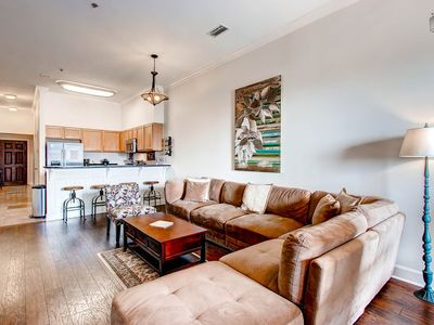 Photo for Stylish, well-appointed Seacrest Beach condo, 2 King beds, community pool: The Newcastle