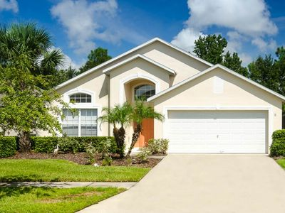 Photo for 201 Hideaway Beach Lane: 4 BR / 3 BA 4 bedroom house in Kissimmee, Sleeps 10