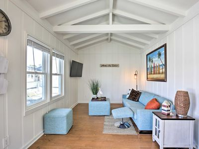 Photo for Breezy San Diego Cottage - Steps to Beach & Bay!