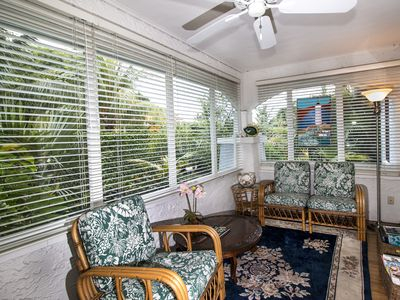 Photo for West Palm Beach Home with Cottage, Private & Secluded, Tropical Pool Home