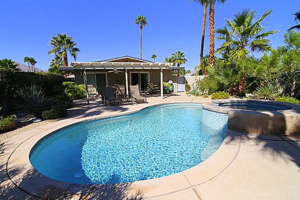 Palm Springs Home W Private Saltwater Pool VRBO