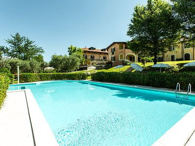 Photo for 2 bedroom Apartment, sleeps 6 in Manerba del Garda with Pool, Air Con and WiFi