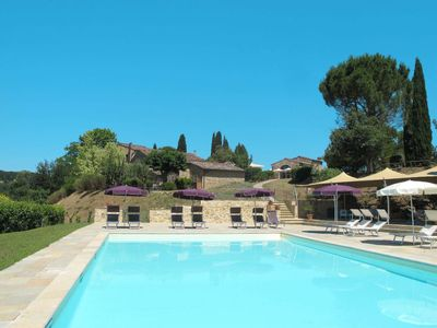 Photo for 2 bedroom Villa, sleeps 6 in San Marziale with Air Con and WiFi