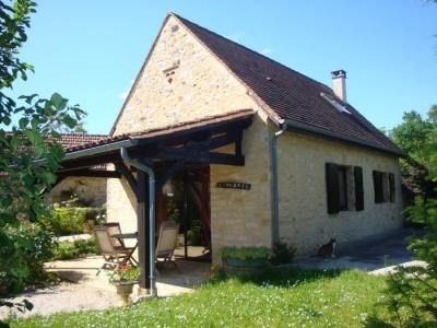 Photo for Romantic Stone Cottage at 2 km from celebrated Castles and the Dordogne River