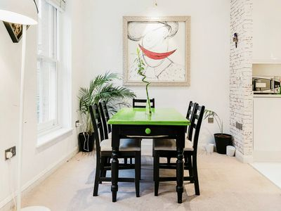 Photo for (h1) Bright, Funky, and Arty Shoreditch Apartment Near Brick Lane