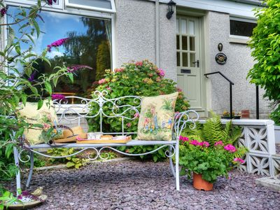 Photo for September Cottage, Melrose, ideal for visiting Edinburgh and the Borders