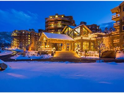 Photo for Westgate Park City - Ski in / Ski Out - Signature Suite