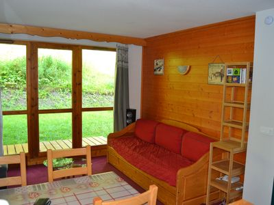 Photo for Apartment 4 people Chalet du Galibier 4 * residence