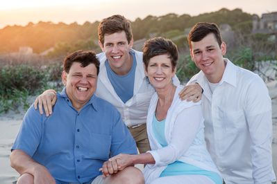 Our Family Welcomes Your Family to Kiawah!