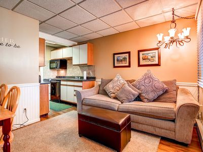 Photo for Upgrades, Wi-Fi, Outdoor Hot Tubs, Parking for 1 Car, Shuttle