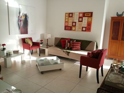 Photo for Ipanema up to 5 people Comfort and modernity