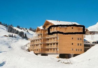 Photo for Luxury large 3 bed Ski in Ski out apartment in Les Crosets, Portes du Soleil
