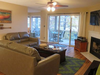 Photo for Regatta Bay 432-1A - Another Great Corner Unit Condo in Regatta Bay Complex.