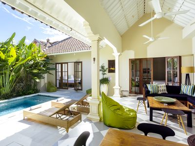Photo for 2BR Villa Vacation Rental in Kuta Utara, Bali
