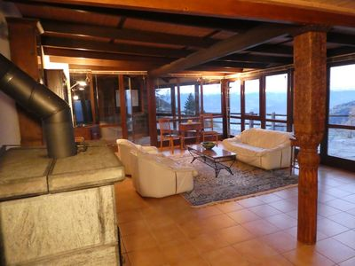 Photo for Chalet with Amazing Panoramic View Located in the Heart of Portes-du-Soleil