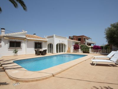Photo for Very modern villa in Denia with 3 bedrooms