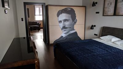 Photo for Nikola Tesla by mythings
