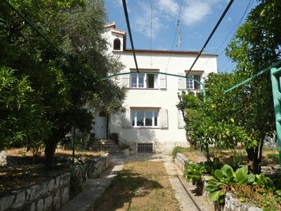 Photo for House with garden on the French Riviera