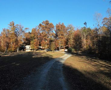Photo for new price! Charming cabin - 7 miles from Tryon Internationl Equestrian Center