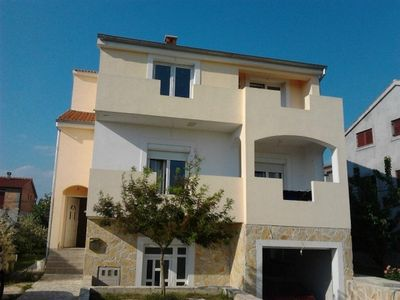 Photo for Three bedroom apartment with terrace Zadar - Diklo, Zadar (A-15631-a)