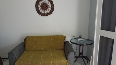 Photo for Apt 100m from Praia do Futuro, air-conditioned, 1 floor, wi-fi, sleeps up to 8 people