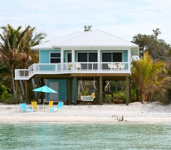Photo for New Oceanfront Luxury Home with Secluded Private Beach