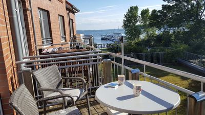 Photo for sunny 2 rooms apartment with balcony and a view to the Salzhaff