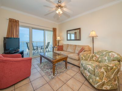 Photo for Crystal Tower 1405: 2 BR / 2 BA condo in Gulf Shores, Sleeps 6